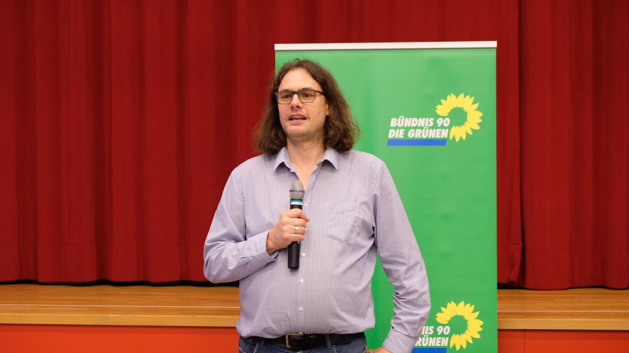 Pascal Endres nominiert für GRÜNE Landtagsliste