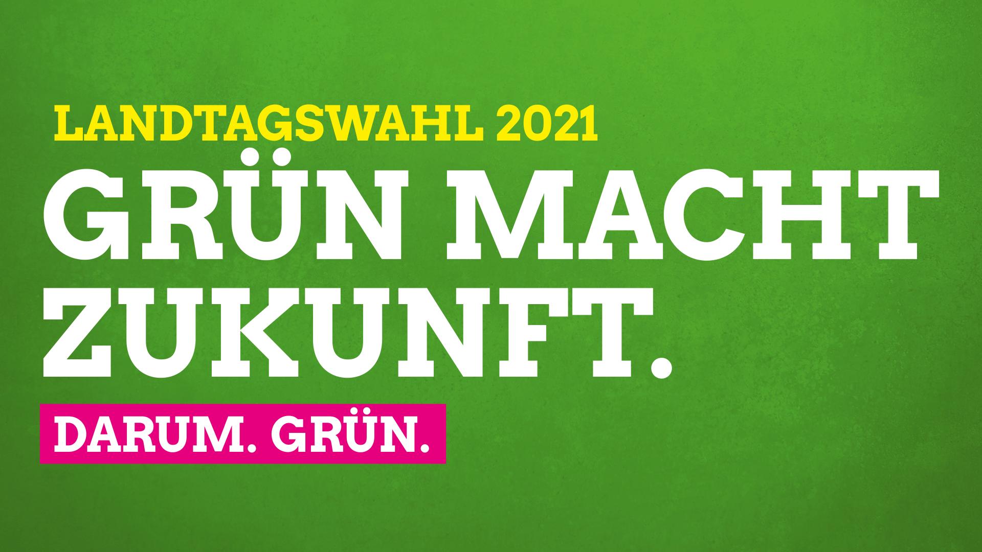 Unser Landtagswahl-Programm