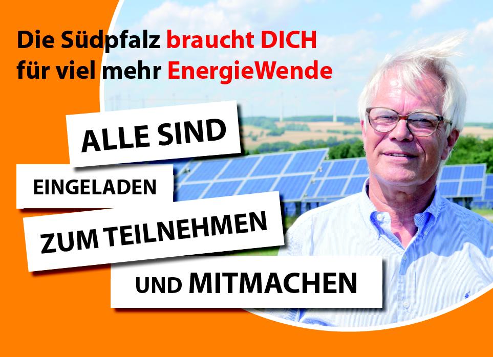 Erneuerbare Energien für Klimaschutz und regionale Wertschätzung